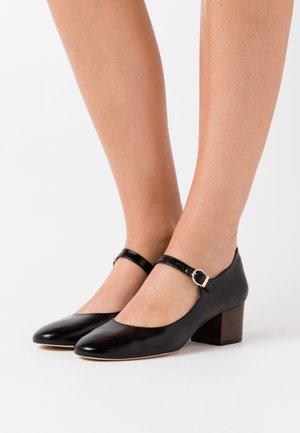 VESTALE - Classic heels - noir
