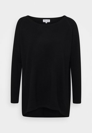LOOSE - Jumper - black