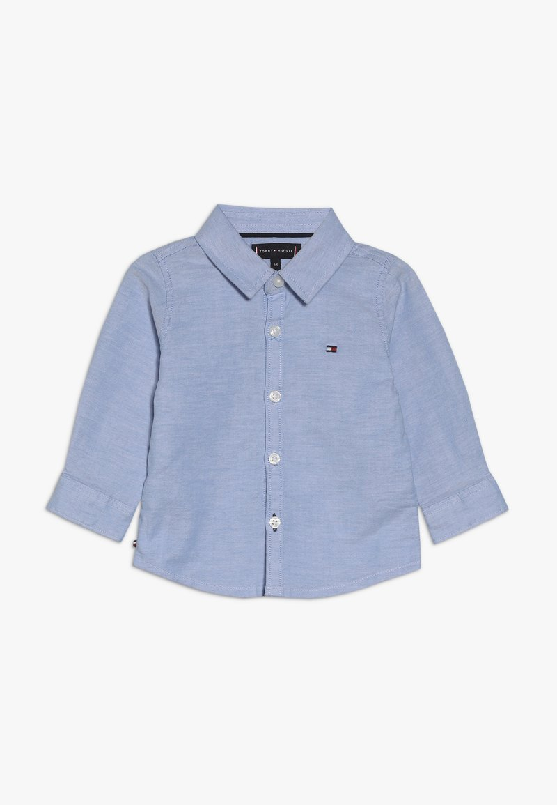 Tommy Hilfiger - BABY BOY OXFORD - Skjorta - light blue