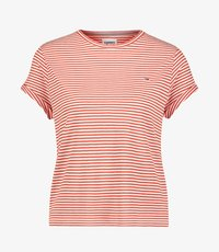 Tommy Jeans - RELAXED FIT - Print T-shirt - rot - 0