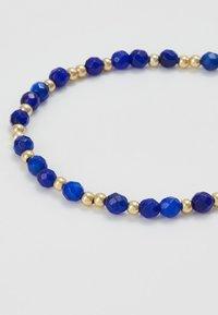 SNÖ of Sweden - ROC BRACE - Bracelet - gold-coloured/blue - 2