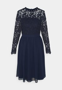 Chi Chi London - LYANA DRESS - Robe de soirée - navy - 0