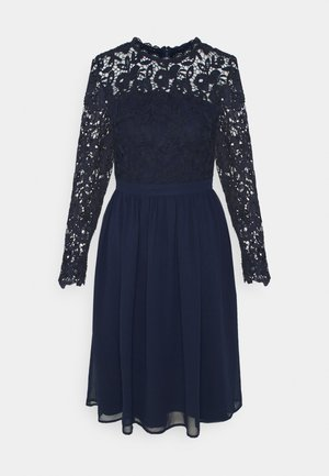 LYANA DRESS - Cocktail dress / Party dress - navy
