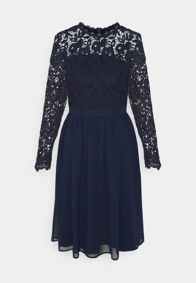 LYANA DRESS - Sukienka koktajlowa - navy
