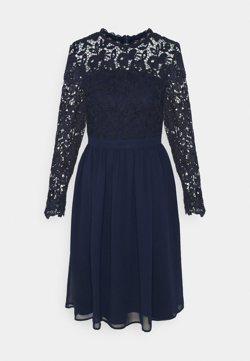 Chi Chi London - LYANA DRESS - Robe de soirée - navy