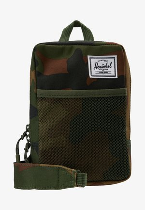 SINCLAIR LARGE - Across body bag - woodland