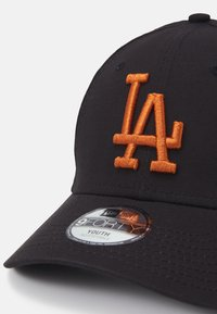 New Era - LEAGUE LOS ANGELES DODGERS UNISEX - Cap - black - 3