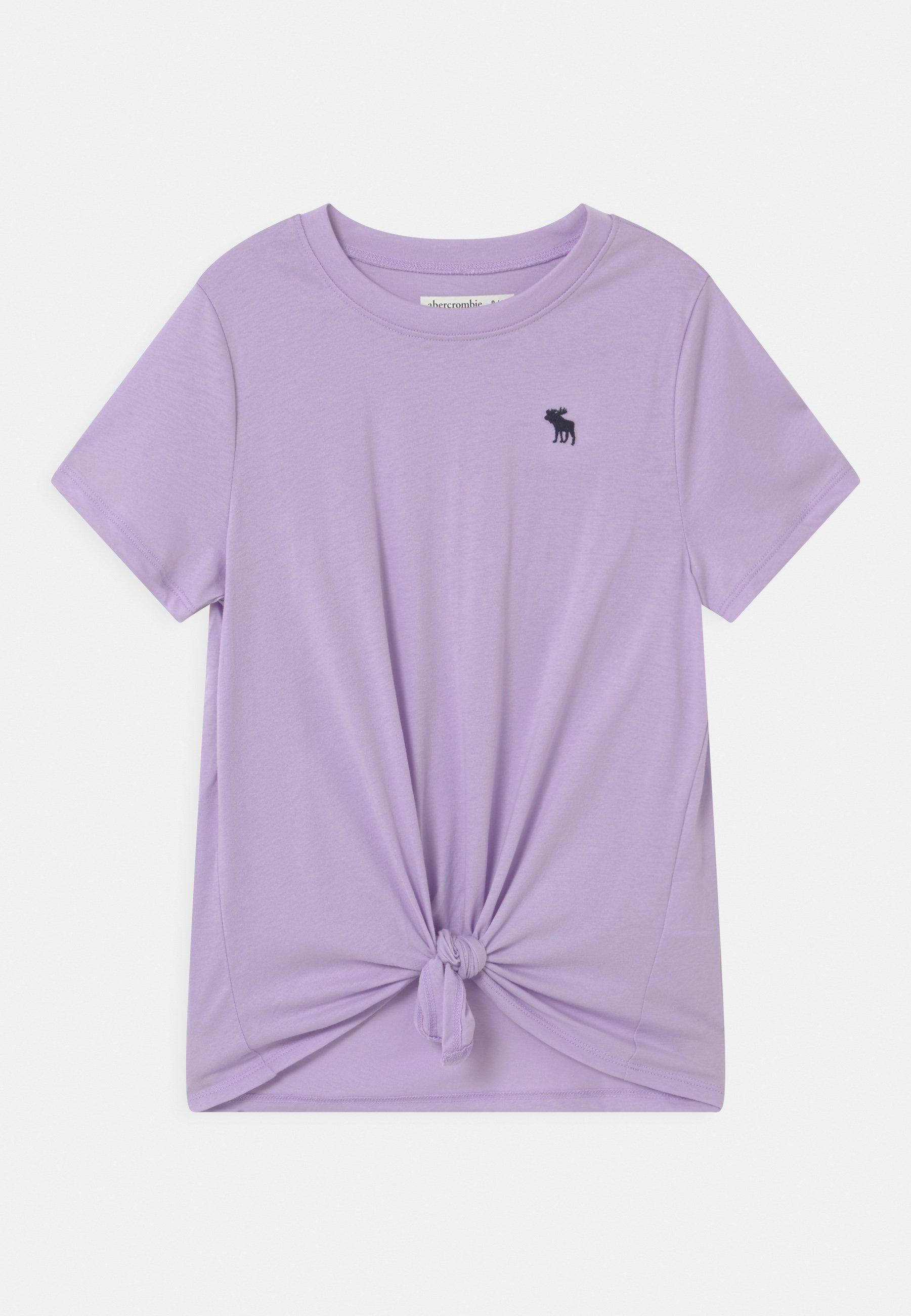 Kids TIE FRONT  - Print T-shirt