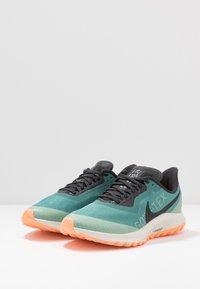 Nike Performance - ZOOM PEGASUS 36 TRAIL GTX - Zapatillas de trail running - bicoastal/off noir/silver pine - 2