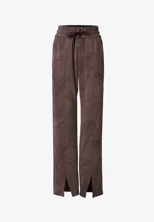 WINTER JUNGLE - Pantaloni sportivi - brown