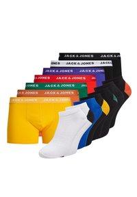 Jack & Jones - 7ER-PACK - Short - black - 0