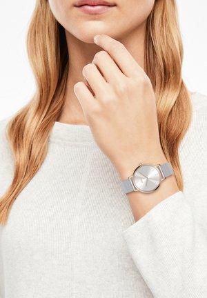 Watch - silber roségold
