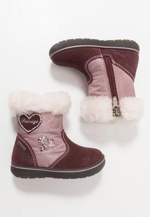 Winter boots - vino