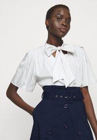 Steffen Schraut - FANCY SKIRT - A-line skirt - navy blue - 3