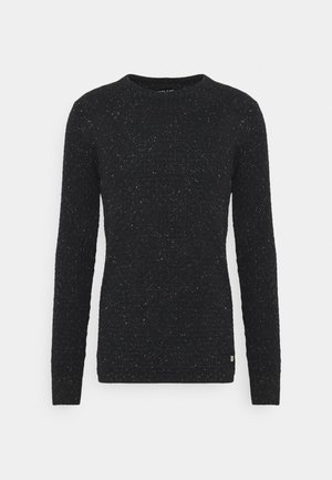 SANSALL - Jumper - black