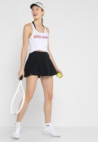 BIDI BADU - MORA TECH SKORT - Sportovní sukně - black - 1