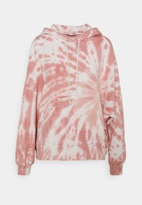 American Eagle - CLASSIC LOW HOODIE WASH - Sweatshirt - light pink - 0