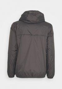 K-Way - UNISEX LE VRAI CLAUDE ORSETTO - Winter jacket - grey smoke - 1
