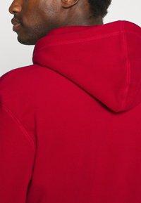 Schott - BILLY - Hoodie - red - 5