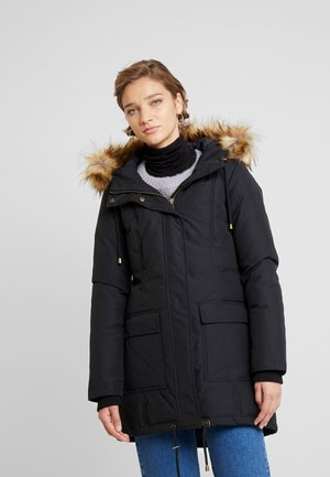 ESTINNA - Down coat - black