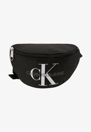 MONOGRAM WAIST PACK - Handbag - black