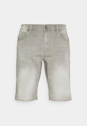 SEATLE - Jeansshorts - grey used