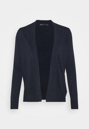 CASHMILON - Chaqueta de punto - dark blue