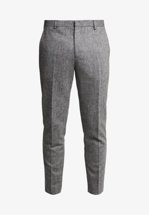 TAPERED TROUSER - Pantaloni - grey