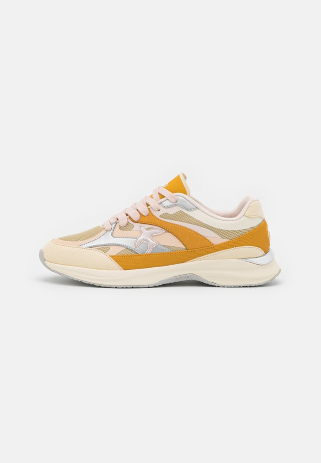 LIGHTECH - Trainers - offwhite/senape