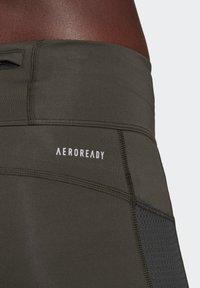 adidas Performance - RESPONSE AEROREADY SPORTS RUNNING LEGGINGS - Leggings - legear - 4