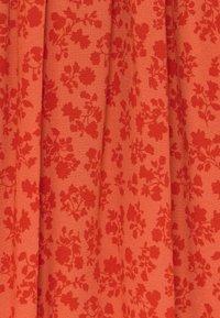 Mads Nørgaard - FLOWER JAM SAGALINA - Áčková sukně - red - 3