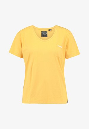 ESSENTIAL TEE - Basic T-shirt - desert ochre