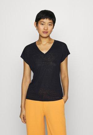 FAYLINN  - Basic T-shirt - marine blue