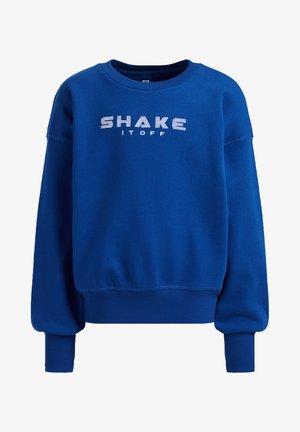 Sweater - cobalt blue