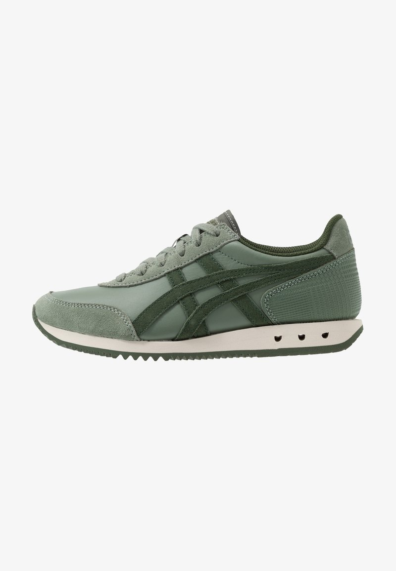 Onitsuka Tiger - NEW YORK - Trainers - burnt olive/pine tree