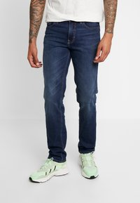 Paddock's - RANGER PIPE VINTAGE - Jeans a sigaretta - mid stone blue - 0