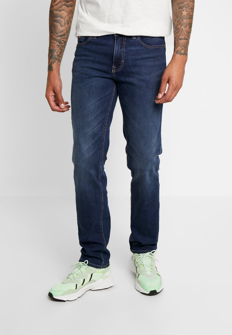 Paddock's - RANGER PIPE VINTAGE - Jeans a sigaretta - mid stone blue