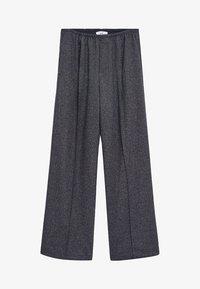 Mango - SOFT - Pantalon classique - grigio - 3