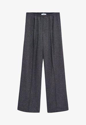 SOFT - Trousers - grigio