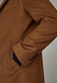 Massimo Dutti - Short coat - beige - 6
