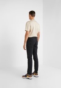 Outerknown - DRIFTER - Slim fit jeans - pitch black - 2