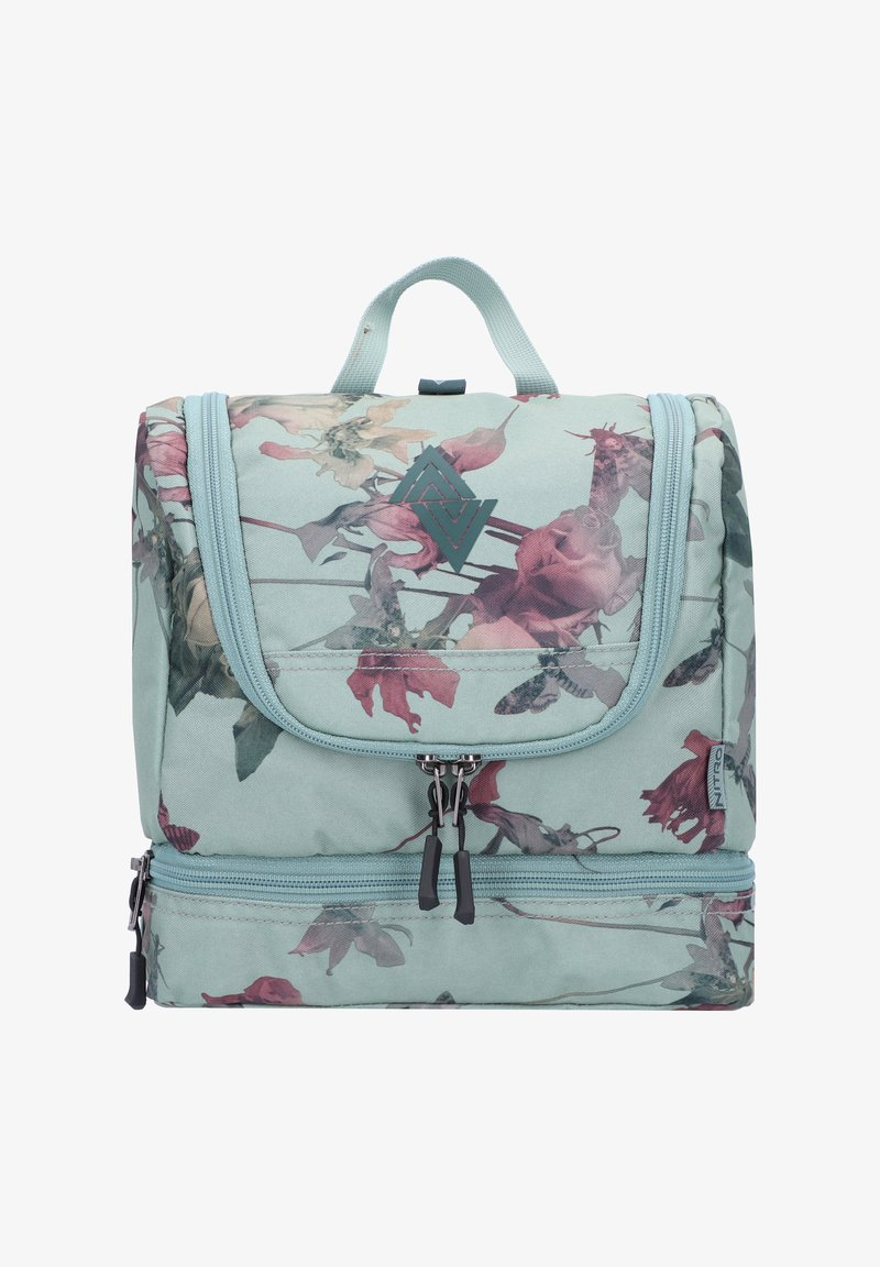 Nitro - TRAVEL BAG - Wash bag - dead flower