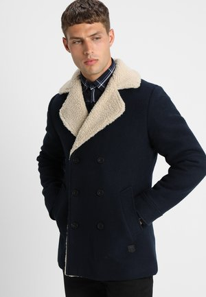 Short coat - night navy