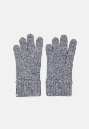 APPAREL ACCESSORIES GLOVE UNISEX - Gloves - classic grey heather