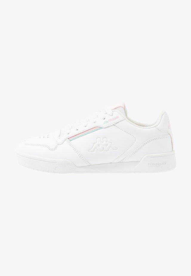 MARABU - Scarpe da fitness - white/rosé