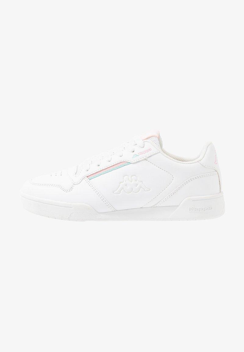 Kappa - MARABU - Sportschoenen - white/rosé