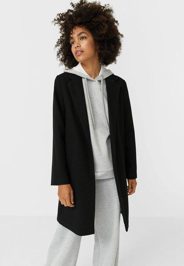 Manteau court - black