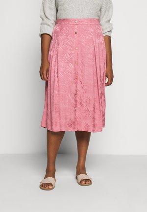 YEFLORA SKIRT - A-line skirt - heather rose