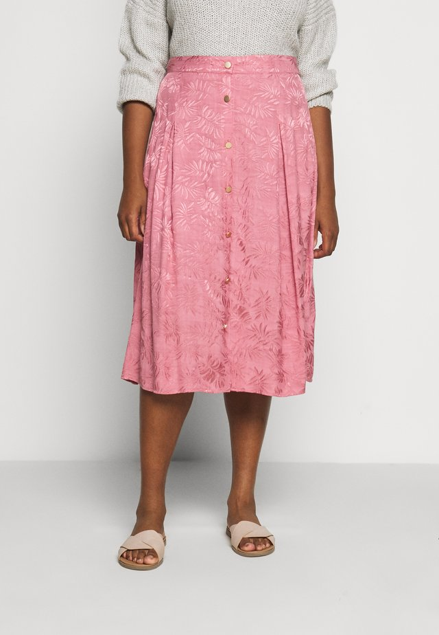YEFLORA SKIRT - A-line skirt - heather rose