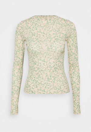 LINN - Long sleeved top - dusty green